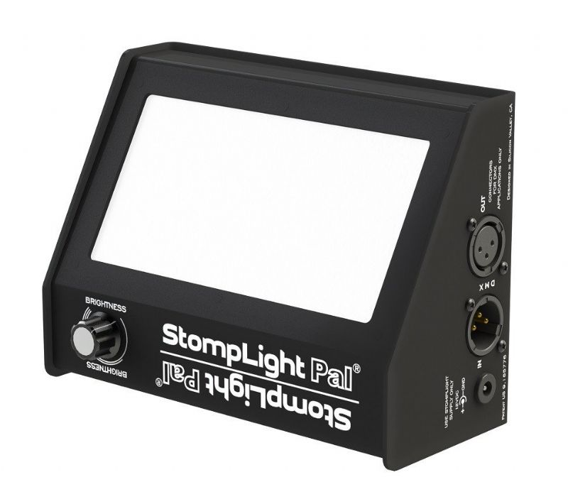 StompLight® Pal - The Ultimate DMX Lighting Slave